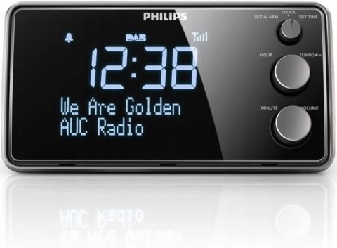 RADIO PHILIPS AJB3552 DAB+ FM BLACK OKAZJA HIT!