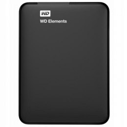 Dysk WD Elements Portable 4TB WDBU6Y0040BBK-WESN