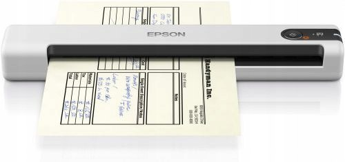 Skaner EPSON WorkForce DS-70 ZASILANE USB FV NOWY