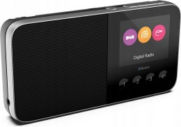 RADIO PURE MOVE T4 BLUETOOTH DAB+ BLACK OKAZJA!
