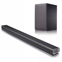 SOUNDBAR LG SJ6 320W BT WIFI BLACK OKAZJA HIT!