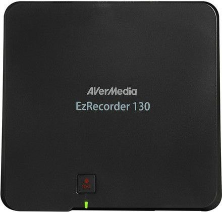 AVerMedia Rejestrator obrazu EzRecorder 130 HIT