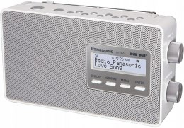 RADIO PANASONIC RF-D10 FM DAB+ WHITE OKAZJA HIT!