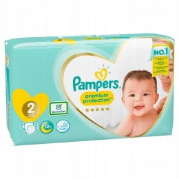 Pampers premium protection new baby 2 160sztuk HIT