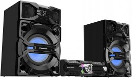 PANASONIC SC-MAX3500 2400W BT CD FM BLACK OKAZJA!