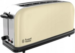 TOSTER RUSSELL HOBBS COLOURS PLUS CLASSIC CREAM!
